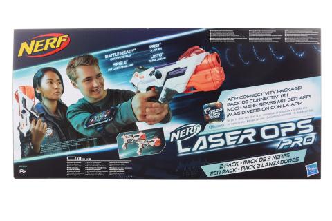 Nerf Laser Ops Pro Alphapoint dvojbalenÍ TV 15.1.-30.6.2019