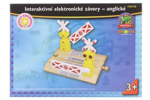 Maxim Interaktivní elektronické závory - anglické
