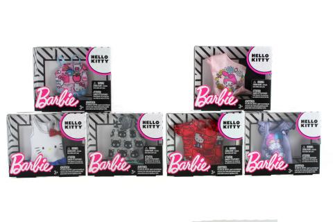 Barbie Tématické oblečky FLP40