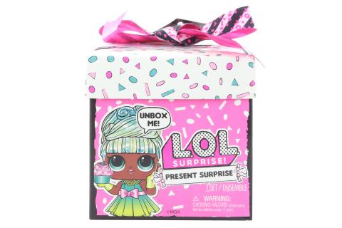 L.O.L. Surprise! Párty panenka Deluxe  TV 1.1. - 30.6.2021