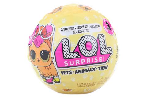L.O.L. Surprise! Zvířátka, PDQ TV 1.11.-31.12.2020