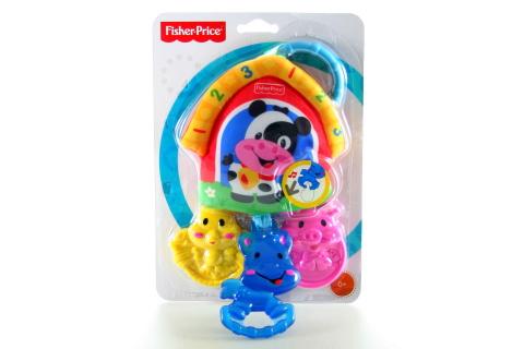 Fisher Price  Závěsná hračka-zvířátka z farmy M4042