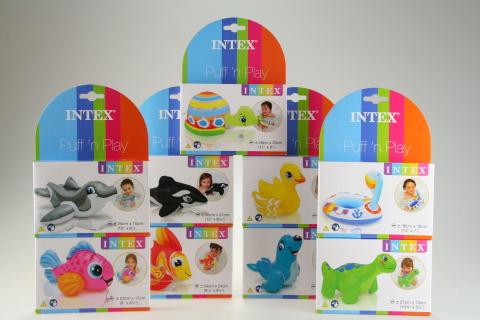 INTEX Zvířátka nafukovací 58590
