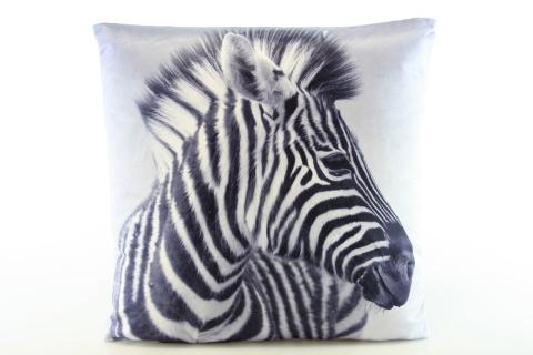 Polštářek fotopotisk zebra