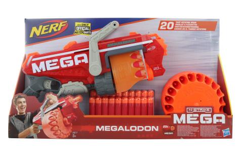 Nerf Mega Megalodon  TV 1.11.-31.12.2019