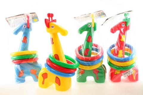 Žirafa kroužky