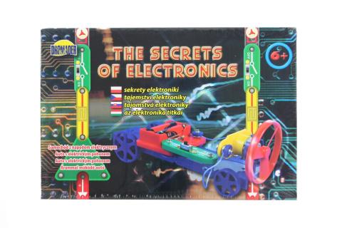 Tajemství elektroniky mini auto