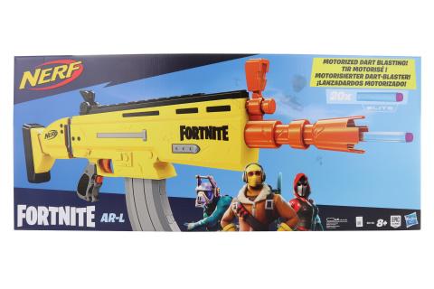 Nerf Fortnite Risky Reeler TV 1.3.-30.6.2020