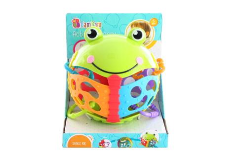 BAM BAM Aktivní žába