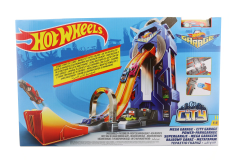 Hot Wheels Mega garáž FTB68