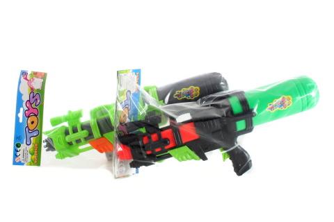 Pistole na vodu pumpovací