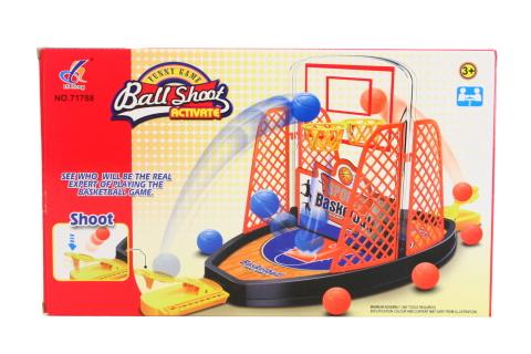 Hra basketbal