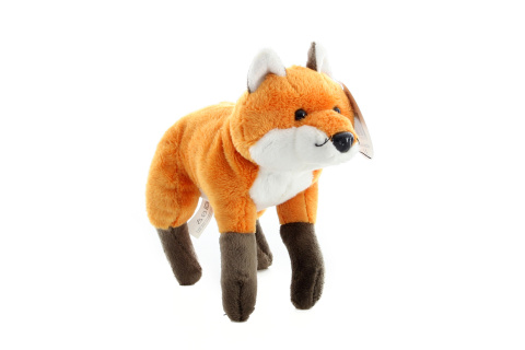 Plyš liška