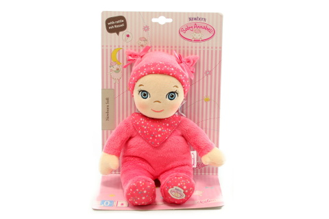 Baby Annabell Newborn Soft TV 1.2.-30.3.2017