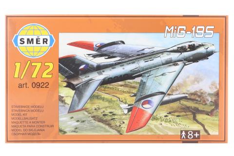 MiG-19S 1:72