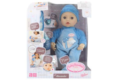 Baby Annabell Alexander, 43 cm
