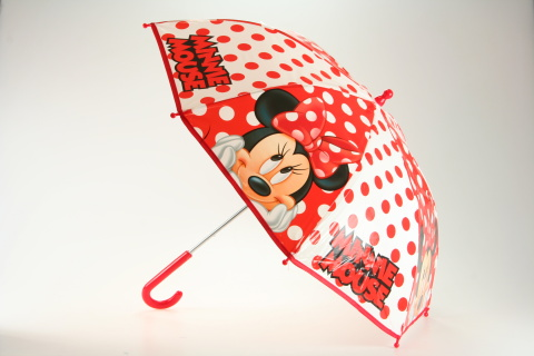 Deštník Minnie Deluxe manual