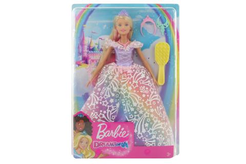 Barbie Princezna na královském bále GFR45