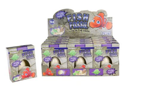 Tesání vejce ryba 12/bal