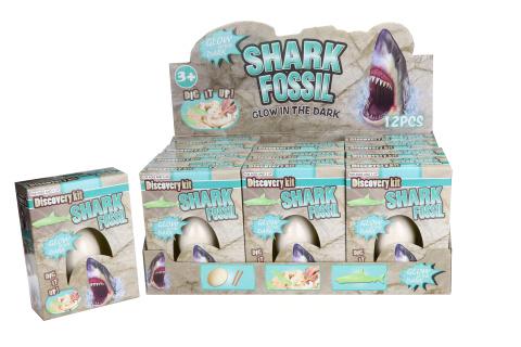 Tesání vejce žralok 12/bal