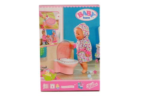 BABY born Zábavná toaleta TV 1.10.-31.12.2017