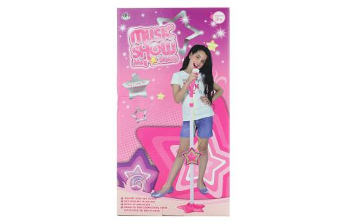 Mikrofon pro dívky