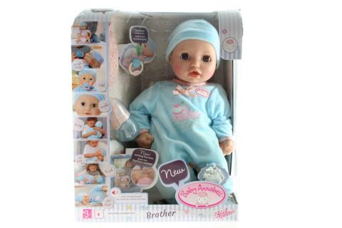 Baby Annabell chlapeček 43 cm