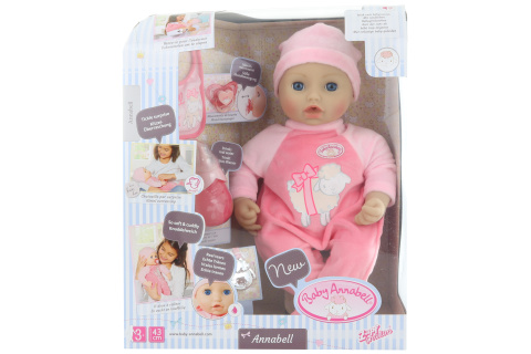 Baby Annabell 43 cm TV 1.9. - 31.12.2020