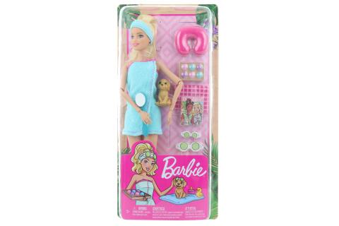 Barbie Wellness panenka blond  GKH73