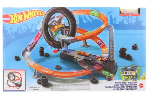 Hot Wheels Motorizovaný set GJL16