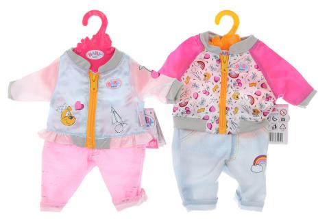 BABY born® Bunda a kalhoty, 2 druhy