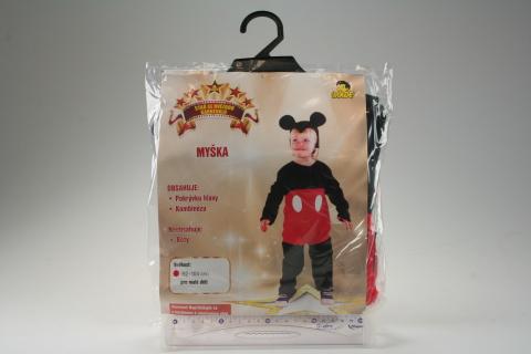 Šaty Myška 92-104cm