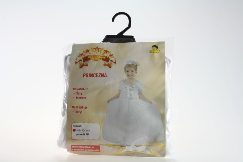 Šaty Princezna 92-104cm
