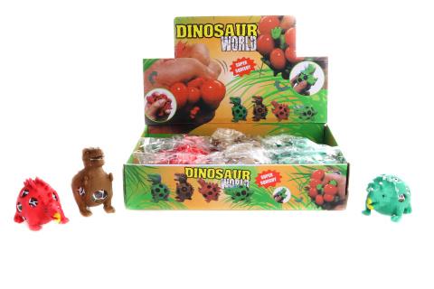 Antistresový míček dinosaurus