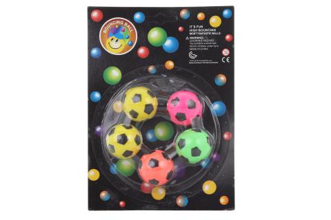 Hopík 5 ks fotbalový míček
