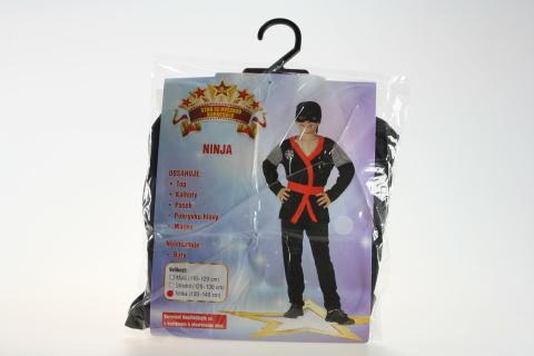 Šaty Ninja 130-140cm