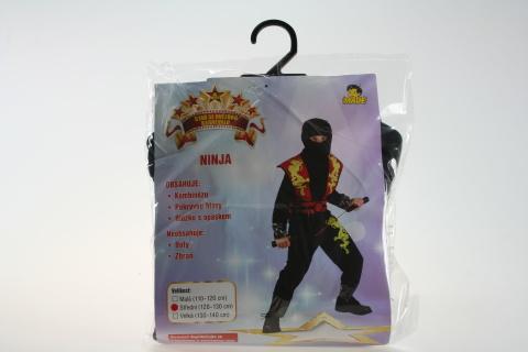 Šaty Ninja 120-130cm