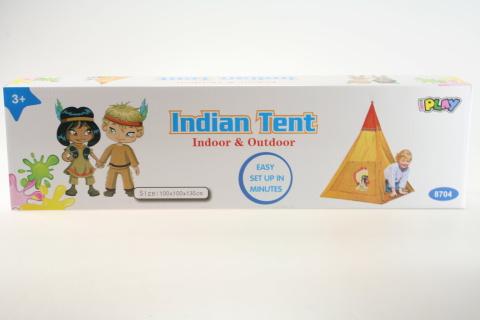 Indiánský stan