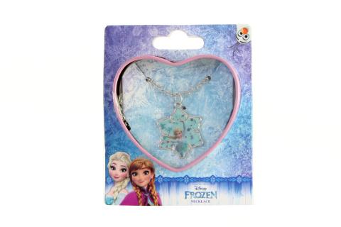 Náhrdelník v krabičce Frozen