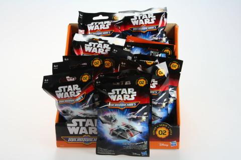 Star Wars Epizoda 7 vozidla v pytlíku