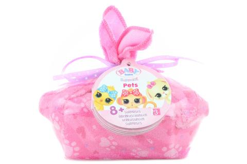 BABY born Surprise Zvířátka, PDQ, 18 druhů TV 1.3. - 30.6.2020