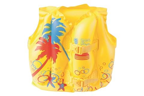 Nafukovací vesta Tropical swim