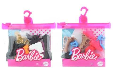 Barbie Kolekce botek asst GWB14