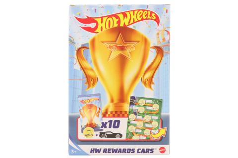 Hot Wheels Angličák za odměnu 10ks GWN97 TV 1.3. -30.6.2021
