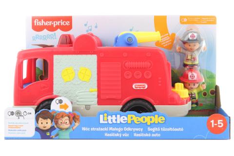 Fisher-Price Little People Hasičský vůz GXR77 TV 1.4-30.6.2021
