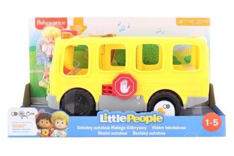 Fisher-Price Little People Školní autobus GXR97 TV 1.9.-31.12.20